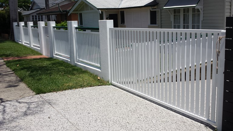 landscape renovations paving fencing